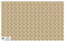 [FFSMC Productions] Decals 1/35 US Army 3 Colors Desert camo pattern