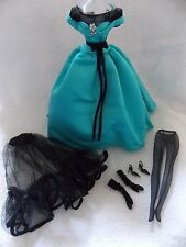 BFMC Fashion Model Silkstone Barbie Doll  Ball Gown  Fashion Outfit Only