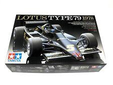 Tamiya 1/20 Lotus Type 9 1978 Grand Prix collection Model Kit #20060