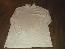 NEW Men'JOHN ASHFORD Long Sleeve Turtleneck Shirt Sz XXL Tall XXLT 2XLT