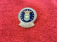 US AIR FORCE RETIRED HAT/LAPEL PIN