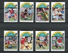 s6672) GAMBIA 1993 MNH** WC Football'98 - CM Calcio 8v