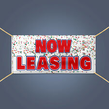 Pack of 3 Rent me Office Space for Lease Welcome King Swooper Feather Flag Sign Kit with Complete Hybrid Pole Set