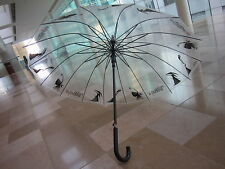 The World of Tim Burton Umbrella (A) Nightmare Before Christmas - Authentic RARE