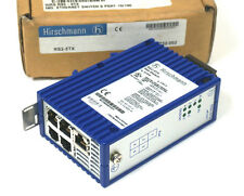 New Hirschmann Rs2-5Tx Ethernet Switch 5 Port Rs25Tx