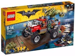 70907 KILLER CROC TAIL-GATOR lego legos set NEW DC Tarantula BATMAN MOVIE