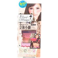 K-Palette Japan 1 Day Magic 3D Small-Face Palette 24h (blush highlight shading)