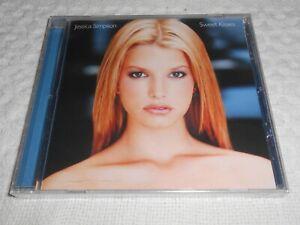 CD- JESSICA SIMPSON, SWEET KISSES / SEALED