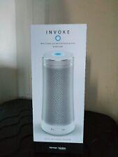Harman Kardon Invoke Voice-activated Speaker With Cortana Silver