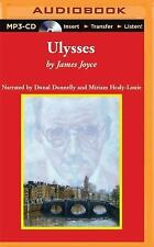 Ulysses by James Joyce (2015, MP3 CD, Unabridged)