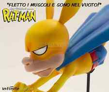 RAT-MAN Leo OrtolaIani Infinite Statue i bend the muscles and sono in vacuum