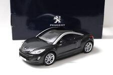1:18 Norev Peugeot RCZ haria grey DEALER NEW bei PREMIUM-MODELCARS