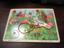 Magnetic Bug Collecting Puzzle Game