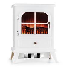 (B-WARE) Klarstein Elektrischer Kamin Ofen Heizung Lüfter Dekoration Flammen