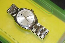 LQQK MOVADO DATRON Automatic Men's Date Watch 18.1.14.1069  EUC