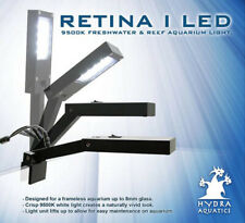 Retina I LED Fixture from Hydra Aquatics saltwater aquarium light
