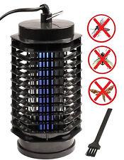 UV Licht Insektenvernichter Insektenschutz Fliegenfalle Fliegenfänger Elektrisch