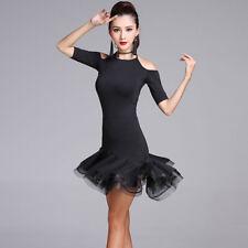 L122 Latein kleid Turnierkleid Tanzkleid Fransenkleid