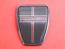 Austin Rover MONTEGO , Monogramme logo badge insigne sigle de capot
