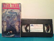 Star trek 25th anniversary special VHS tape & sleeve