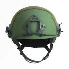 High Cut FAST Tactical Ballistic Helmet made with Kevlar NIJ Lvl IIIA