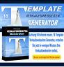 18 Template Verkaufswebseiten-Generator - PLR-Lizenz