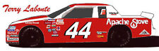 CD__946 #44 Terry Labonte Apache Stove Buick   1:24 scale decals
