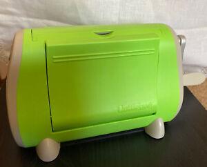 Green Cuttlebug Craft Die Cutting Embossing Machine Only