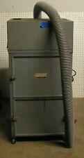 Torit Dust Collector Model 64 With 34 Hp Motor Amp 3 Hose Fitting On Wheels