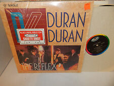 "DURAN DURAN THE REFLEX Seven And The Ragged Tiger 12"" 33 U.S. Single Shrink EXC"