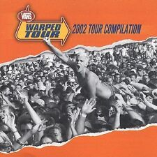 2002 Warped Tour Compilation Various Artists MUSIC CD
