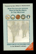 How to Locate Anyone Who Is or Has Been in the Military : Armed Forces...
