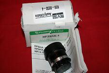 NEW Fuji Photo 1:1.4/25 Optical Lens # HF25HA-1 Fujinon TV- RVSI 928-0030-4 BNIB