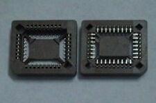 5Pcs PLCC 32 Pin SMT SMD Socket Adapter Converter