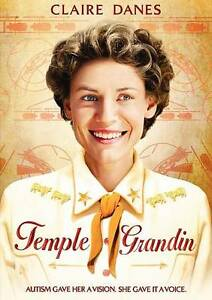 Temple Grandin (Claire Danes) BRAND NEW DVD