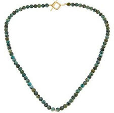 Rarities Multi Colored Jasper Beaded Toggle Necklace