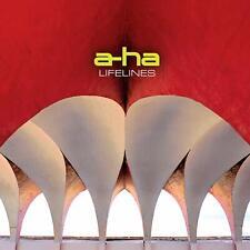 AHa - Lifelines (Deluxe) [CD] Sent Sameday*