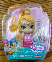 Leah Genie Disguise From Shimmer and Shine Fisher Price Doll 6 Inches Tall
