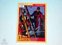 2013 Fleer Marvel Retro Daredevil Autograph Card #5 Paolo Rivera 1991 Impel
