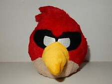 "Angry Birds 6"" Space Red Stuffed Plush Bird"
