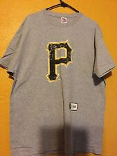 PITTSBURGH PIRATES SGA TSHIRT XL CLASSIC P LOGO