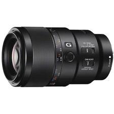 Nuevo Sony FE 90mm F2.8 Macro G OSS Objetivos - SEL90M28G