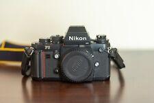 Nikon F3HP 35mm Body Only Film Camera - Black Film Tested