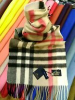 100% Cashmere Scarf | The House Of Balmoral | Camel Thomson Modern | Long Scarf