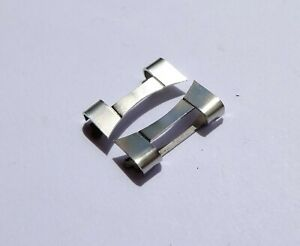 NEW REPLACEMENT NO.6 END PIECE/LINK FIT OMEGA SPEEDMASTER 2915;2998;105.003 19MM