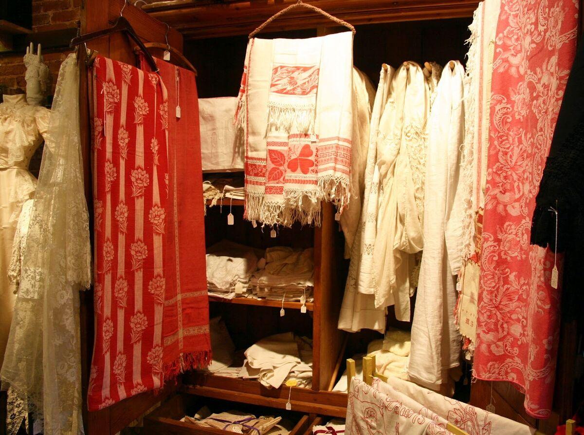 Aunt Sharon s Closet
