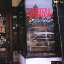 The Ex, EX - Starters Alternators [New CD]