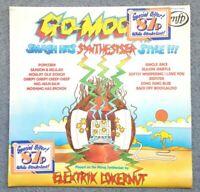 ELEKTRIK COKERNUT - Go Moog! Vinyl LP (MFP 50071) Electronic Pop Synth-Pop