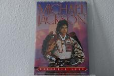 Michael Jackson Kalender Calendar 1999