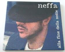 NEFFA ALLA FINE DELLA NOTTE CD ALBUM 2006 DIGIPACK SPED GRATIS SU + ACQUISTI!!!